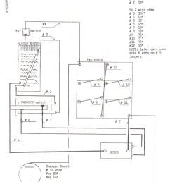 marketeer golf cart wiring diagram golf cart batteries [ 1576 x 2073 Pixel ]