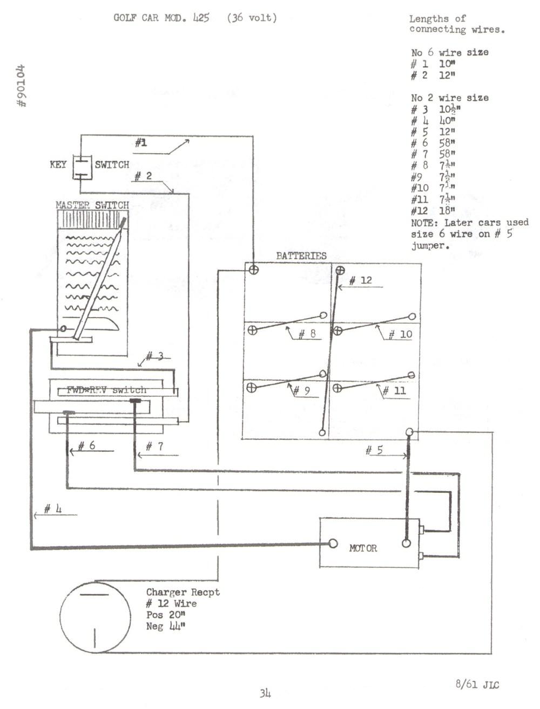 medium resolution of marketeer golf cart wiring diagram golf cart batteries