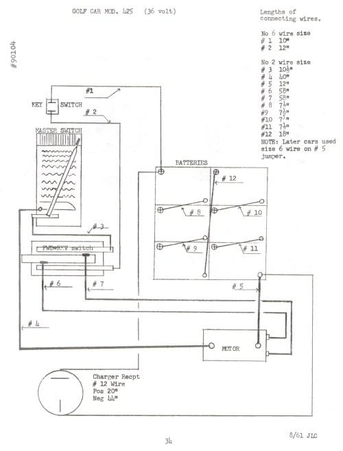 small resolution of marketeer golf cart wiring diagram golf cart batteries