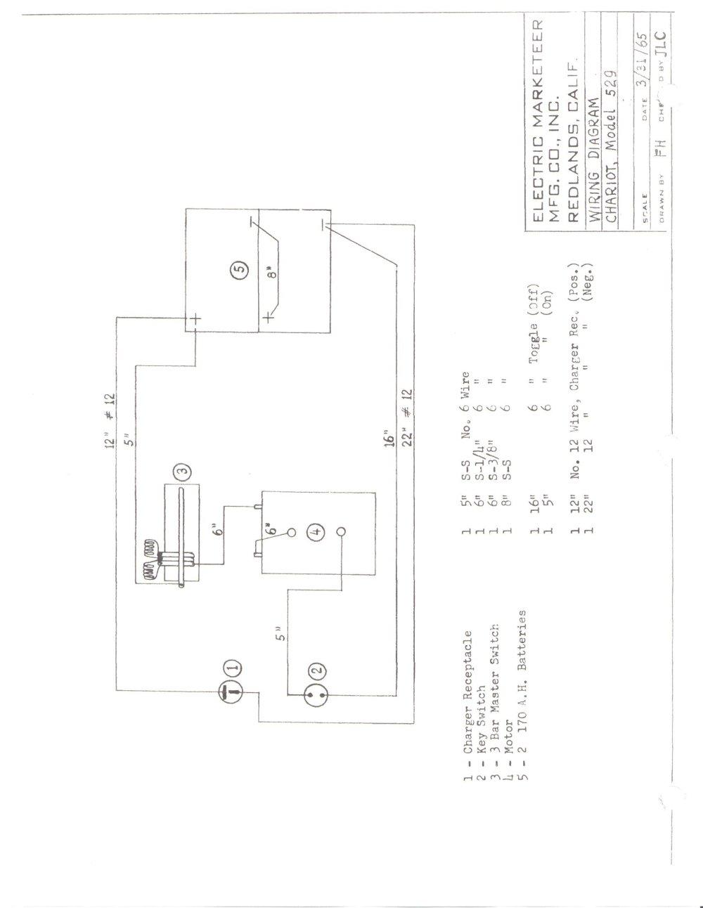 golf cart wiring diagram westinghouse 529 agricultural. Black Bedroom Furniture Sets. Home Design Ideas
