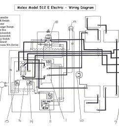 golf cart electrical diagram wiring diagram origin 36 volt ezgo wiring diagram 1986 yamaha 48 volt golf cart wiring diagram for controller [ 1430 x 1200 Pixel ]