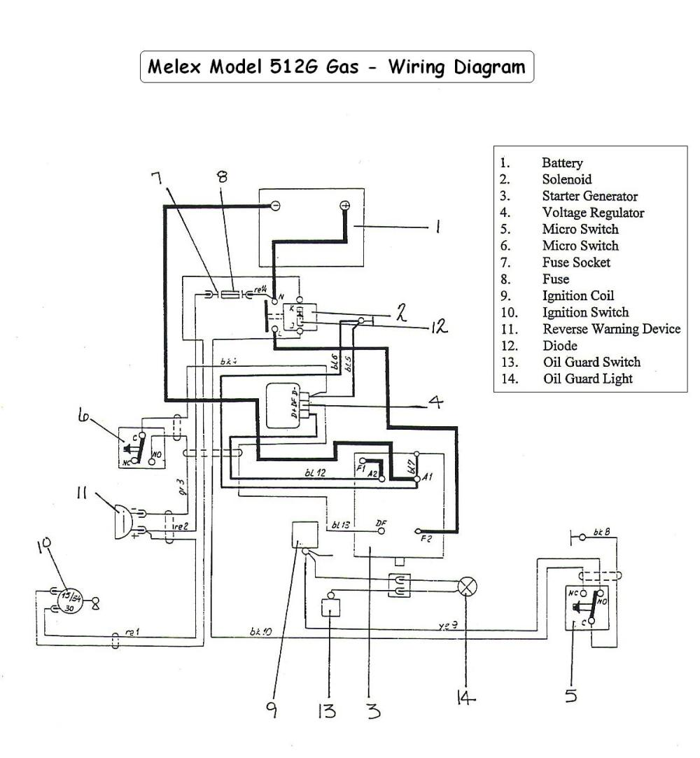 medium resolution of melex solenoid wiring diagram wiring diagram melex 252 wiring diagrams melex wiring diagram source melex golf cart wiring diagram 9 hp