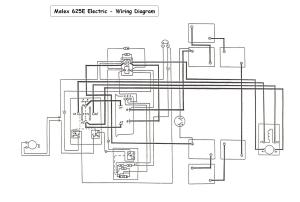 Columbia Par Car 48v Wiring Diagram  Wiring Diagram