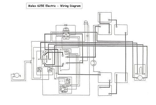 small resolution of melex wiring diagram 112 and 212 32 wiring diagram club cart wiring schematics melex 212 wiring