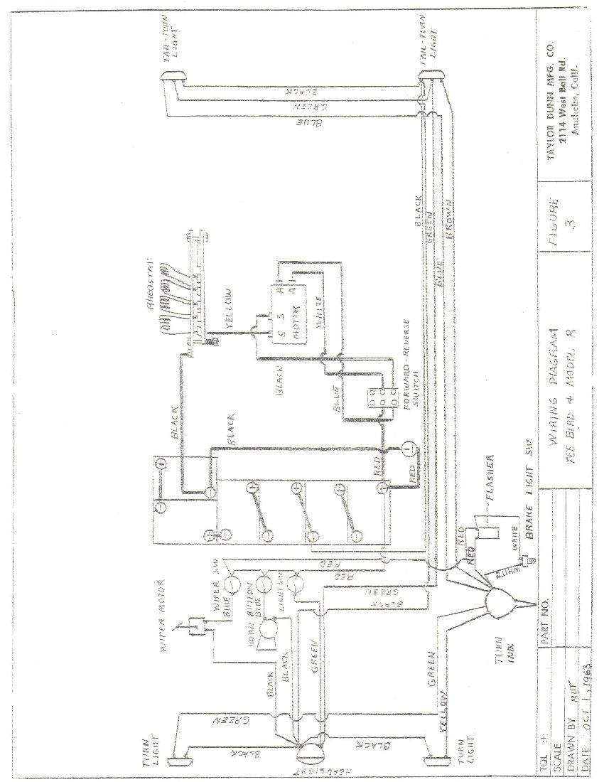 PU810_wiring_diagram?resize=665%2C861 ezgo golf cart wiring diagram wiring diagram for ez go 36volt,6 Volt Ezgo Wiring Diagram