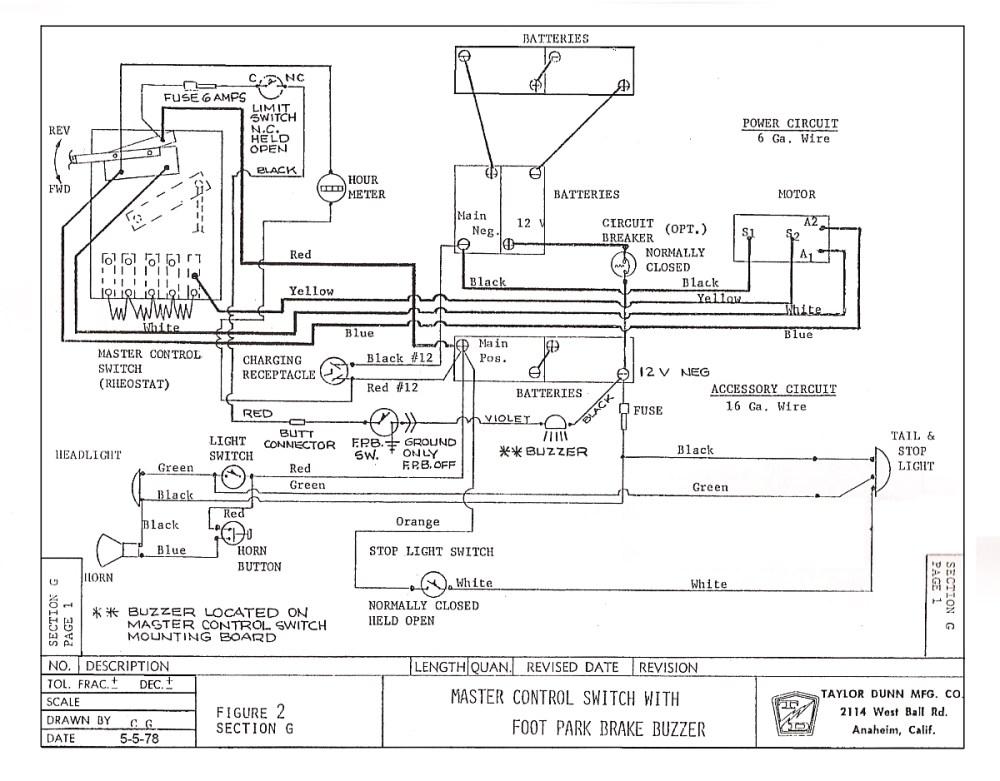 medium resolution of  wrg 5624 club car golf wiring diagram free download
