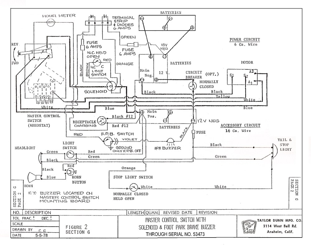 medium resolution of ezgo solenoid wiring diagram 12 volt