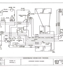 1999 club car ignition wiring diagram [ 2090 x 1592 Pixel ]