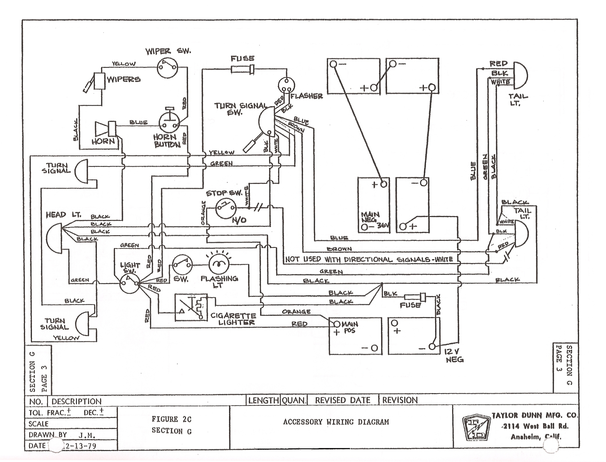 wiring diagram for club car golf cart electric diagrams battery 36 volt