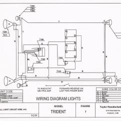 36 Volt Club Car Golf Cart Wiring Diagram 2 Pole Switch E Z Go Clark
