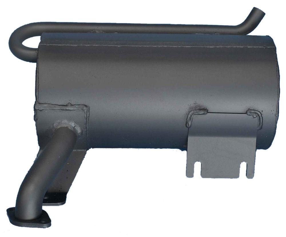 hight resolution of mu22 440 muffler