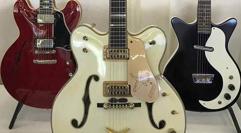 Univox Guitars Vintage Guitar magazine