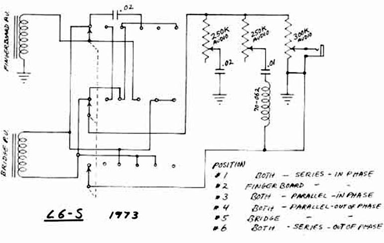 gibson l6 s wiring diagram
