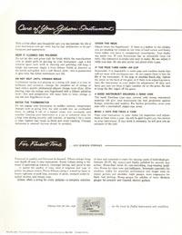 1960 Gibson guitar and bass catalogue (part 3)