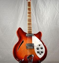 1966 rickenbacker 360 xii string guitar [ 1100 x 1661 Pixel ]