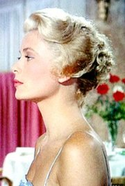grace kelly inspired wedding hairstyle