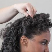 easy vintage hairstyles natural