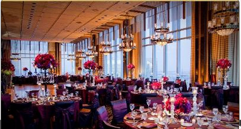 Marvelous Giant Chandeliers From The Petroleum Club Houston Texas ANT 460