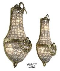 Vintage Hardware & Lighting - Antique French Basket Style ...