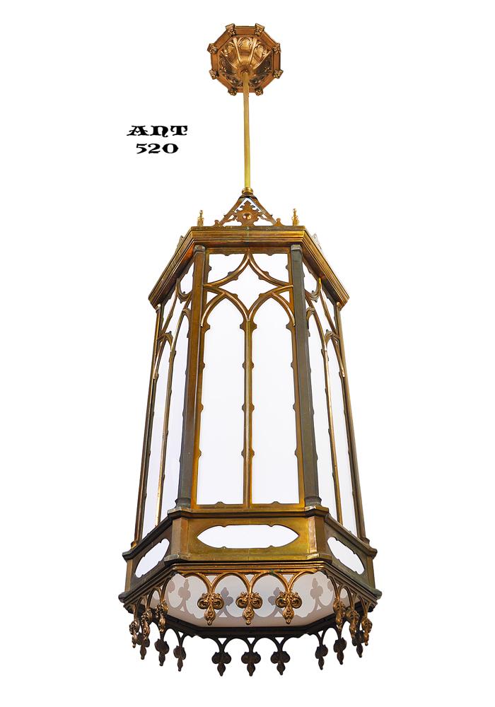 Vintage Hardware  Lighting  Gothic Victorian Style Large