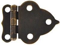 """Vintage Hardware & Lighting - Hoosier Pair of 3/8"""" Offset ..."""