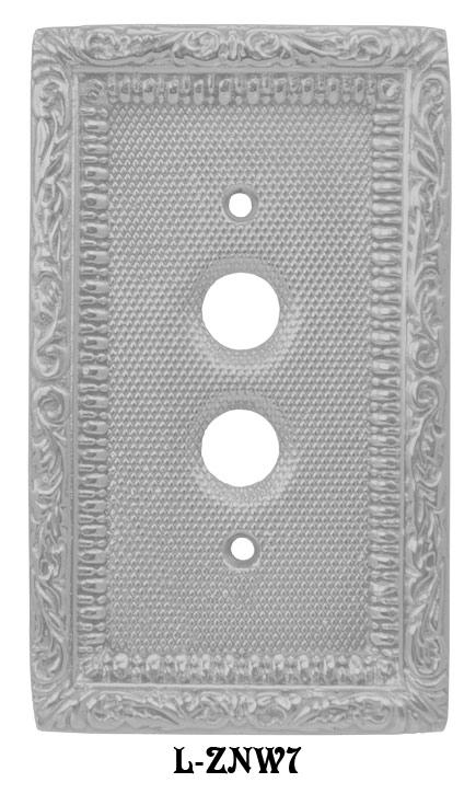 Vintage Hardware  Lighting  Victorian Single Gang