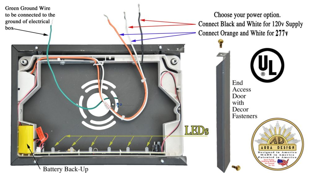 medium resolution of exit sign wiring diagram 277v wiring diagram siteexit sign wiring diagram 277v wiring diagram fascinating electrical