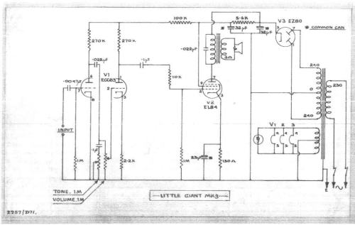 small resolution of selmer little giant mk3 schematic little giant vcma 15ul wiring diagram little giant wiring diagram