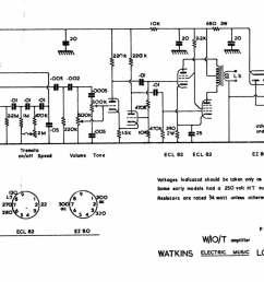 return to wem amplifier schematics page  [ 1200 x 849 Pixel ]