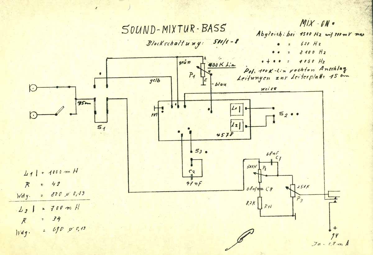 hight resolution of index of wire bass bassmixb