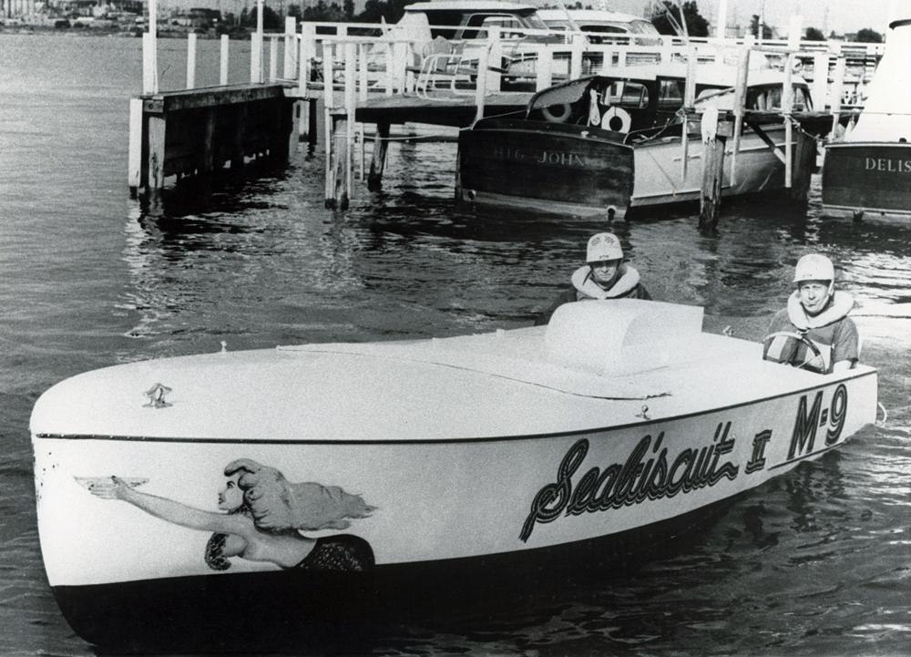 Seabiscuit VI M9