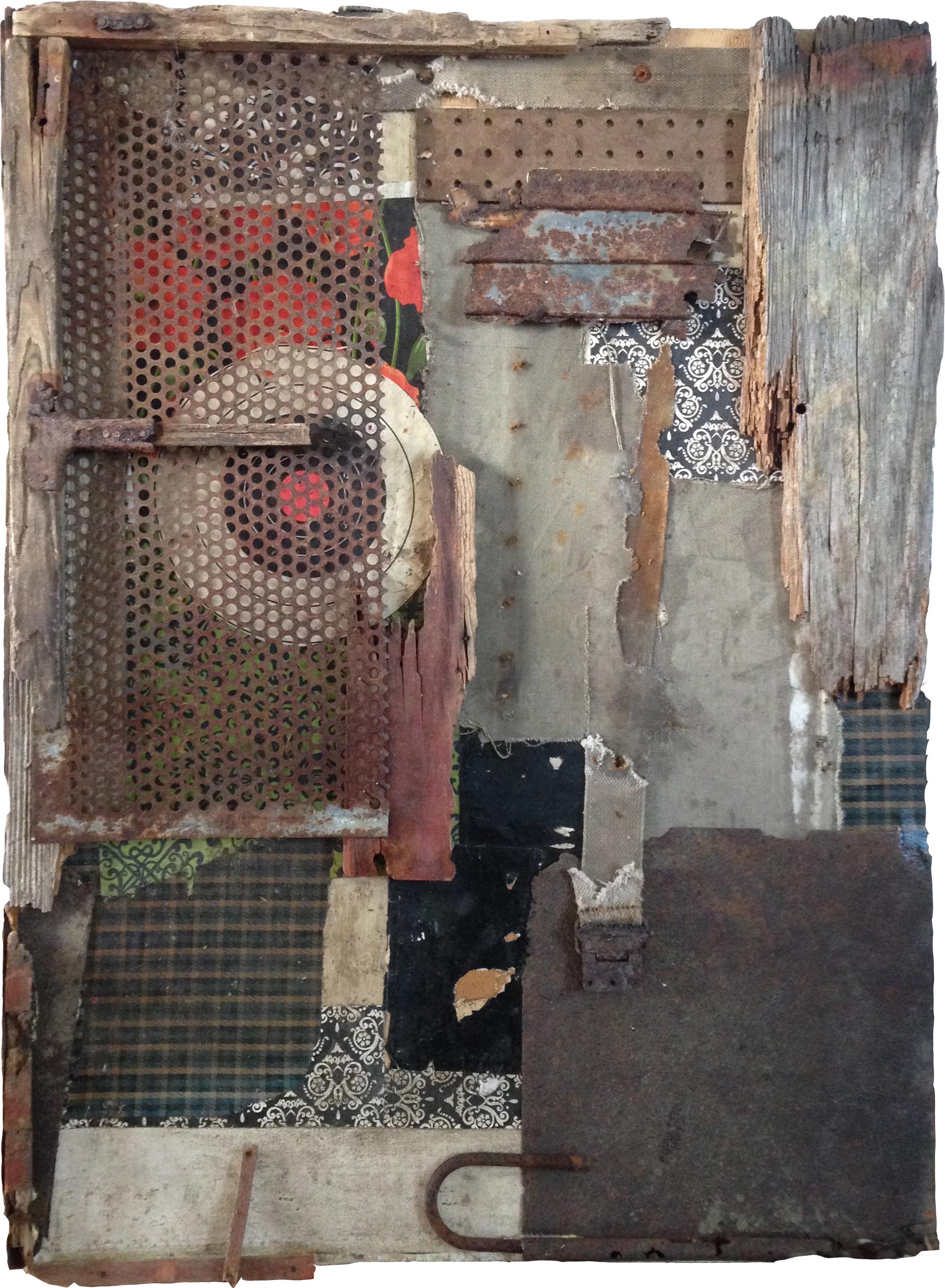 vintage industrial art by