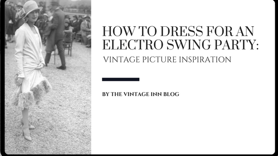 Electro swing outfit
