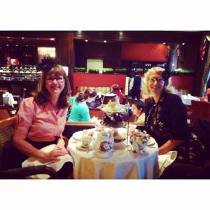 High Tea at the Historic Royal York Hotel Toronto