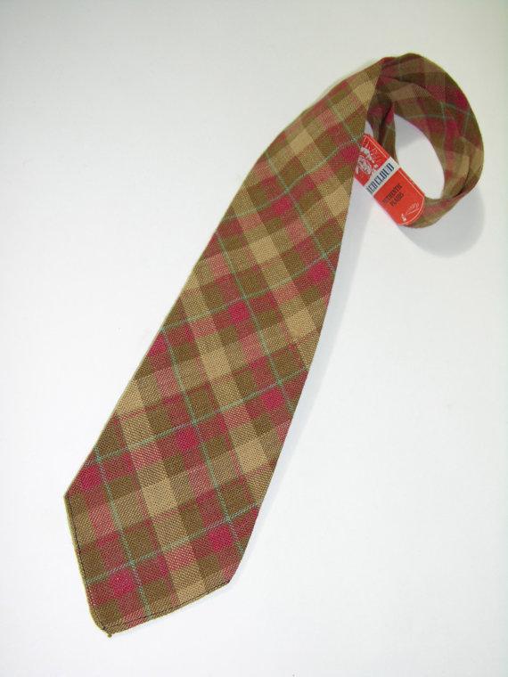 Vintage 1930s men's tie
