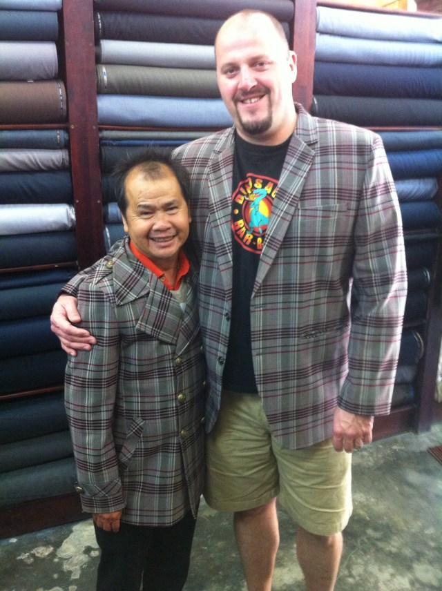 plaid jacket vietnam