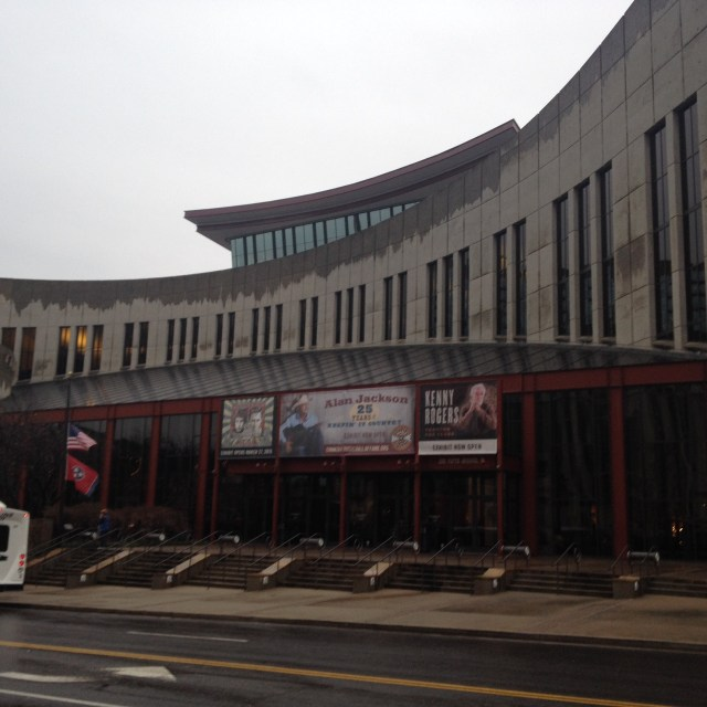 Country Music Hall of Fame-Nashville