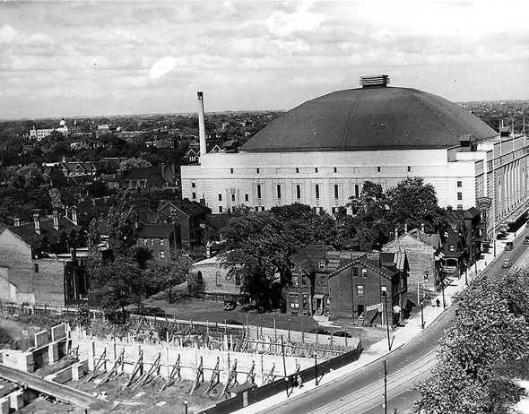 1930s Maple Leaf Gardens