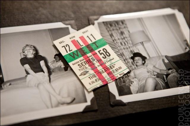 Beatles Ticket Stub, August 17, 1965 in Toronto