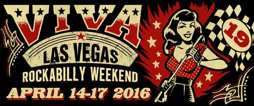 VIVA 2016 Las Vegas rockabilly weekend