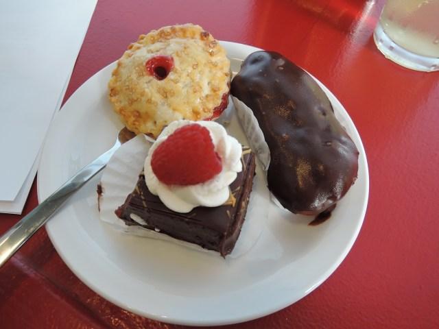 Sweet Treats at Bean and Baker Malt Shop