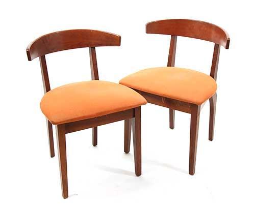 vintage midcentury modern chairs