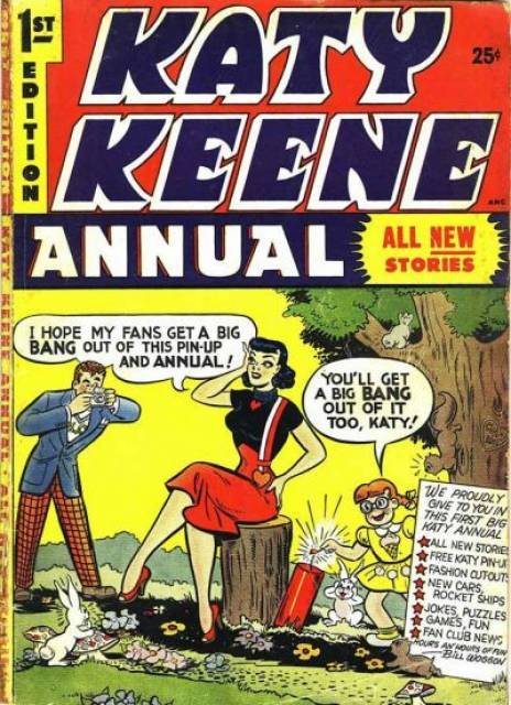 katy Keene Annual