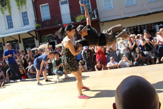 Ultimate Lindy Hop Showdown New Orelans