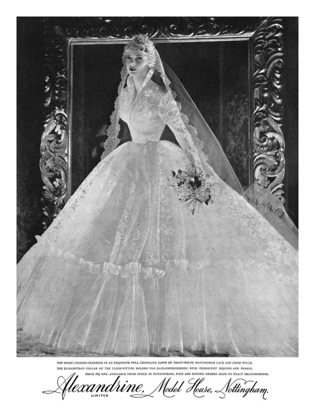 1956 Alexandrine ad