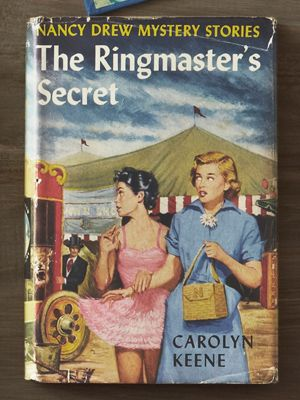 Nancy Drew The Ringmasters Secret 1950s