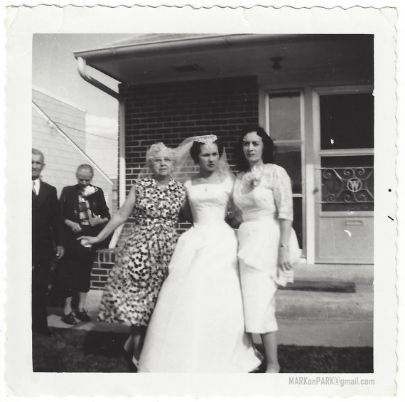 1950s-wedding-photo-black-and-white