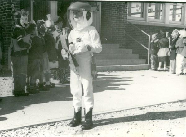 1950's Space Cowboy