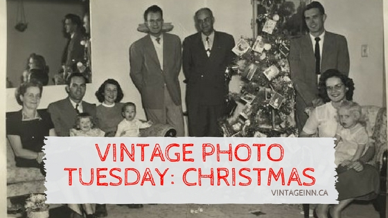 Vintage Photo Tuesday_ Christmas the vintage inn blog