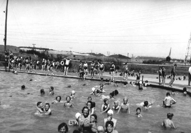 1940's cyanamid pool niagara falls